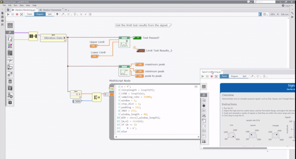 Ni Introduces Labview Nxg 1 0 System Design Software Key Solution